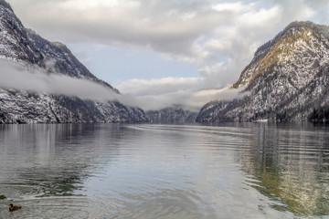 Koenigssee in Bavaria