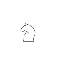 Horse vector icon