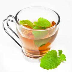 Healing Melissa Lemon Balm Tea