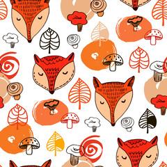 Fox pattern7