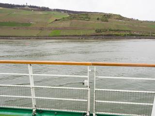 Kreuzfahrt auf dem Rhein