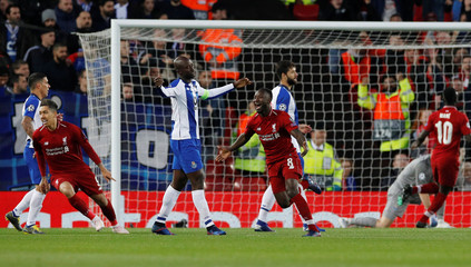 Champions League Quarter Final First Leg - Liverpool v FC Porto