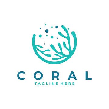 coral logo icon