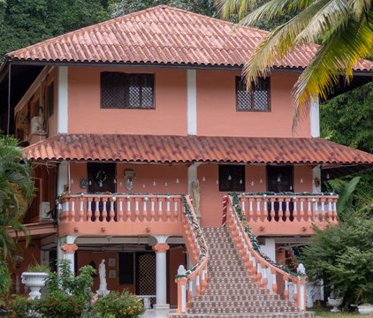 Classic in Colon Panama an old USA designed house