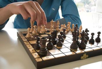 Fototapeta szachy obraz