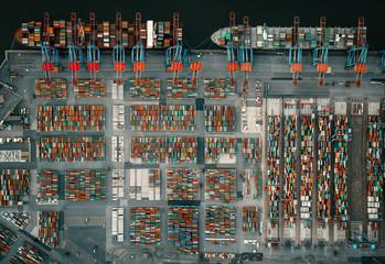 Container-Terminal Burchard-Kai