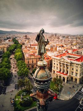 Christoph Kolumbus - Barcelona