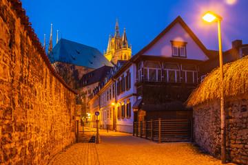 Erfurt Stiftsgasse