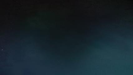 Blue Sky Black Background