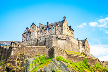 Wall Mural - Edinburgh castle