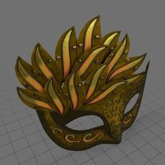 Carnival mask 1