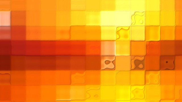 Abstract Red and Yellow Graphic Background Image