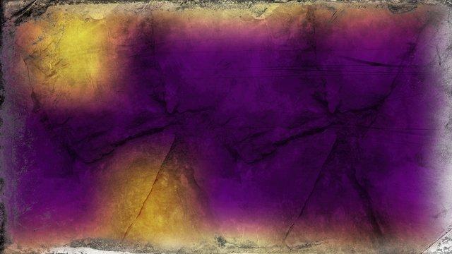 Purple and Orange Texture Background