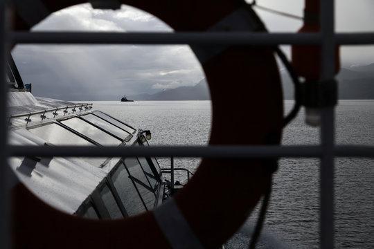 Dramatic Sailing in Wild Patagonia