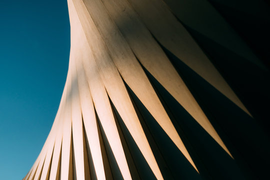 Architectural abstract design