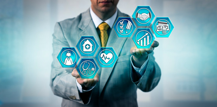 Healthcare Manager Budgeting For Improvement