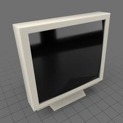 Classic computer monitor