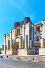 Wall Mural - The Church of San Nicolo in Catania