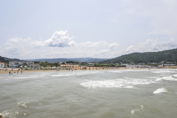 Spiaggia pugliese di sabbia finissima