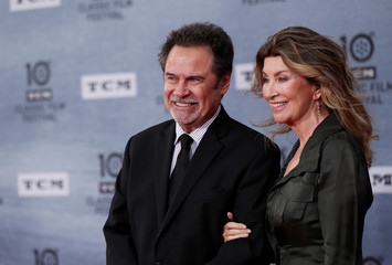"30th anniversary screening of comedy movie ""When Harry Met Sally"" in Hollywood, California"