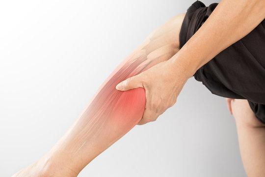 calf muscle pain