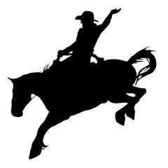 Rodéo : Bronc Riding