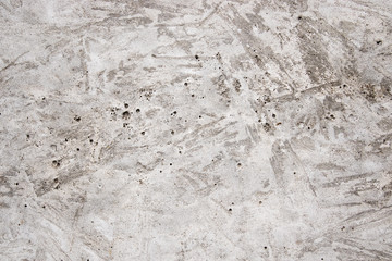 White texture background, abstract surface of stone wall.