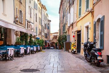 View of Saint Tropez, France