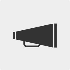 mega phone vector icon