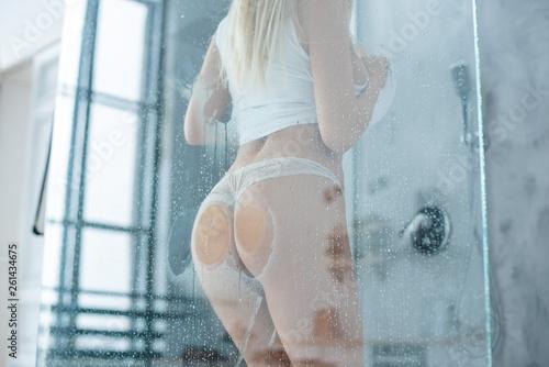 Blonde girl pornstar gifs
