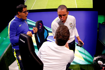 Esports - The FIFA eNations Cup