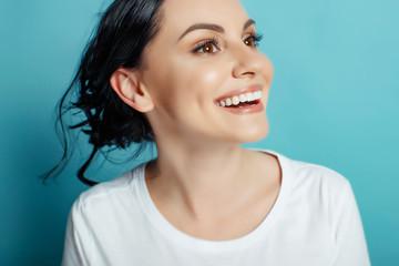 Beautiful woman Fototapete