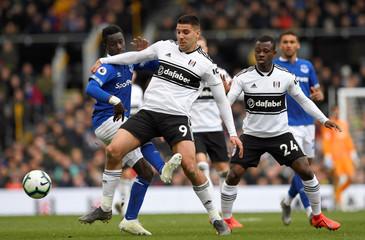 Premier League - Fulham v Everton