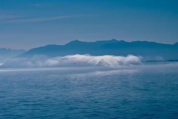 Strange Fog Formation