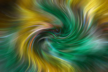 Beautiful multi-colored abstraction. LED soft focus background
