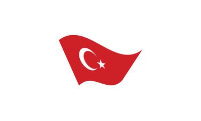 Turkey national flag country emblem state symbol