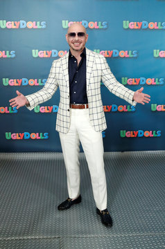 "Photo call for the animated film ""Ugly Dolls"" in Los Angeles"