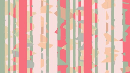 abstract vintage pastel green red multicolor background with vertical lines and lines. background pattern for brochures graphic or concept design. can be used for postcards, poster websites or wallpap