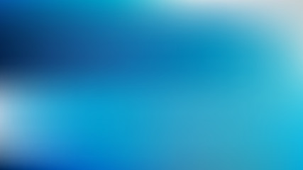 Blue PPT Background Wall mural