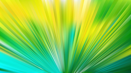 abstract colorful background radial lines