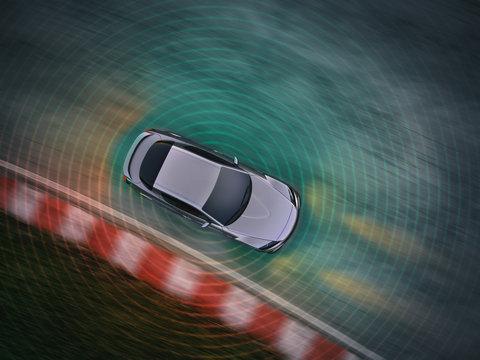 Autonomous driving concept