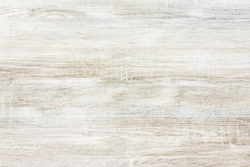 wood washed background, white wooden abstract texture Wall mural