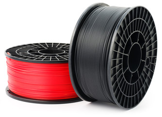 Fototapeta Filament 3d printer obraz