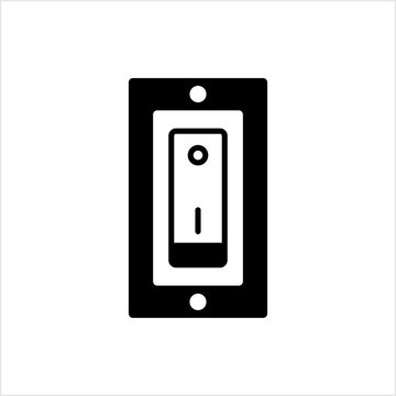 Switch Icon, Electrical Switch