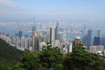 Keuken foto achterwand Chicago Hongkong