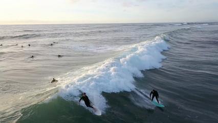 Surfers Swamis Storm 16 Encinitas California ©2019 Stuart Edmondson