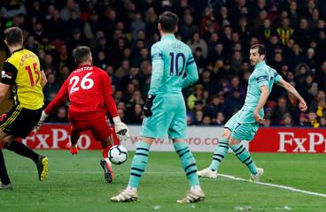 Premier League - Watford v Arsenal