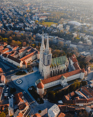 Deurstickers Turkije Zagreb