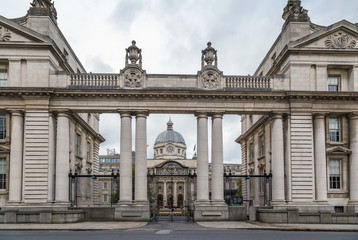 Fototapete - Government Buildings, Dublin, Ireland