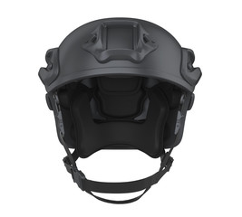 Tactical Helmet Isolated